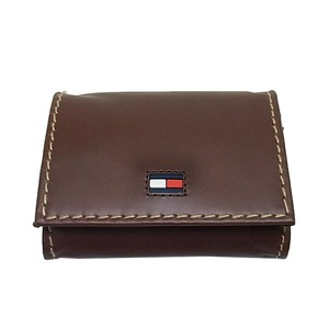 TOMMY HILFIGER(トミーヒルフィガー) 31TL25X015 BROWN コインケース