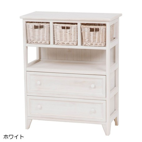 【SHABBYWOODFURNITURE】チェストMCH-5216